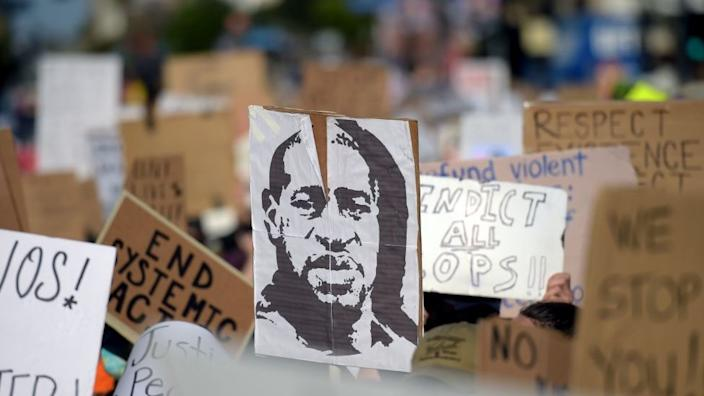 George Floyd's death sparked protests - and donations