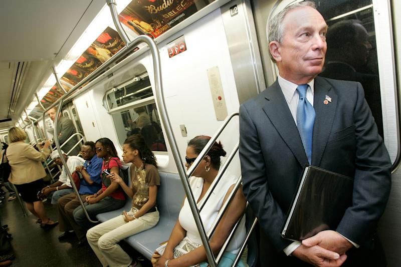 As New York City's mayor in 2003, Michael Bloomberg vetoed two bills by the city council expanding access to emergency contraception. The council eventually overrode his vetoes. (AP Photo/Shiho Fukada) (Photo: ASSOCIATED PRESS)