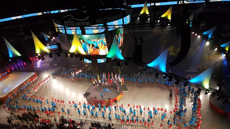 Canada Summer Games celebrates massive turnouts with grand closing ceremonies