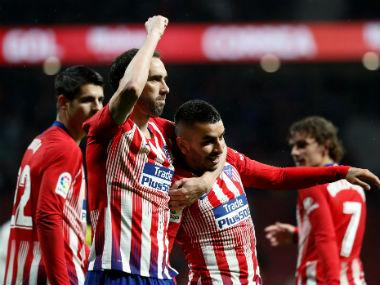LaLiga: Atletico Madrid edge past Valencia in five-goal thriller to delay leaders Barcelona's title celebrations