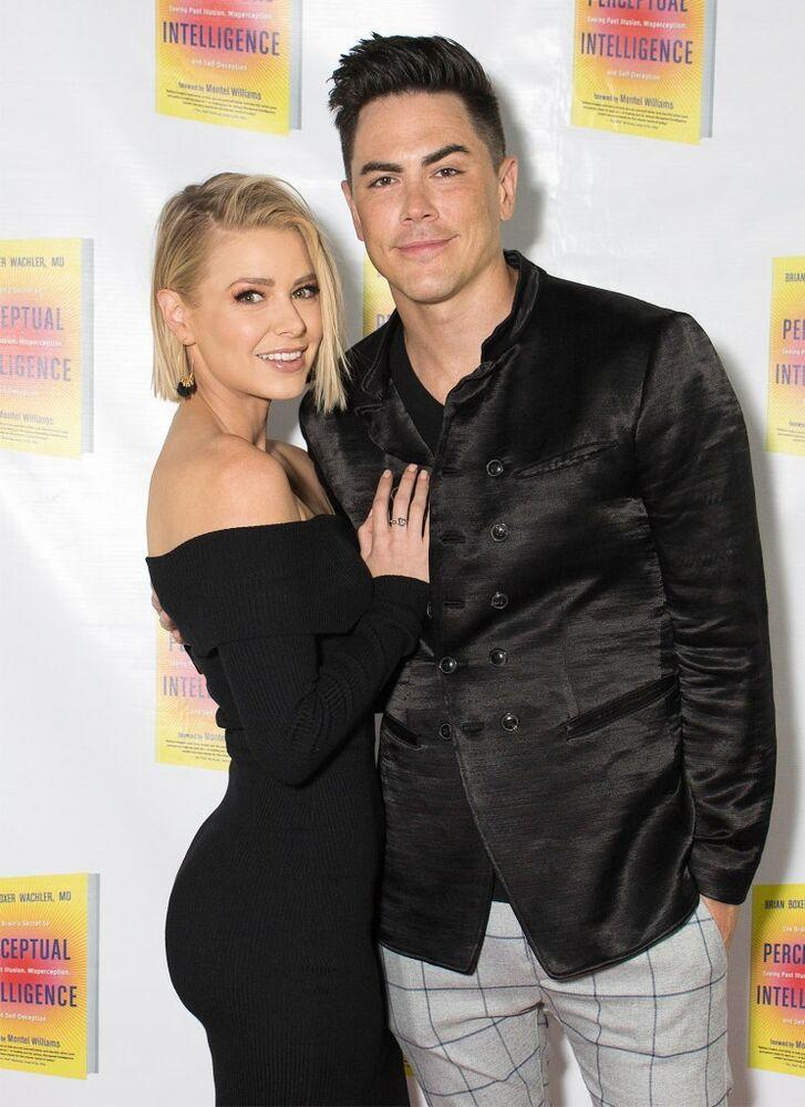 Ariana Madix and Tom Sandoval | Rochelle Brodin/Getty