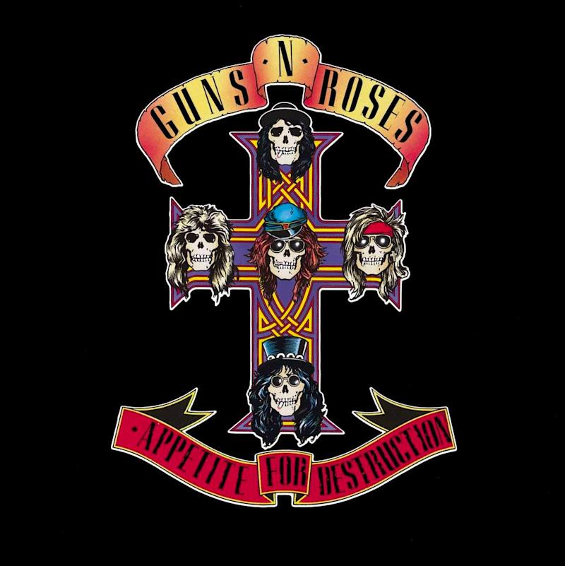 32 Years Ago, Guns N' Roses Blow Up the Rock World with Appetite for Destruction