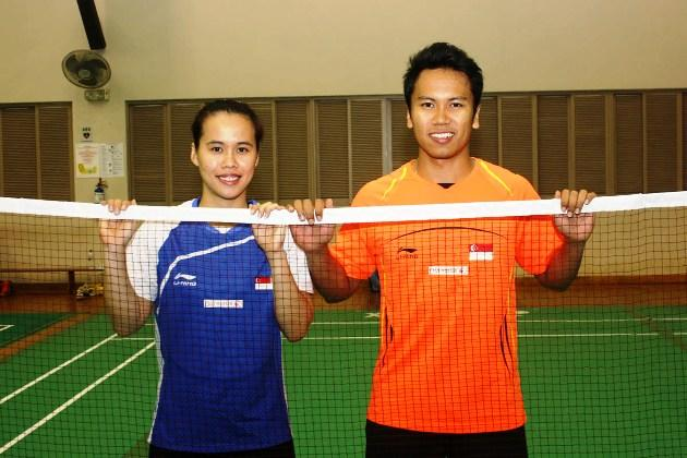 Neo and Chrisnanta's pairing are considered a legitimate prospect for the 2016 Olympics. (Yahoo Photo)
