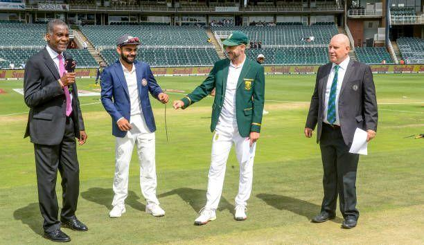 India will battle South Africa in the ICC World Test Championship
