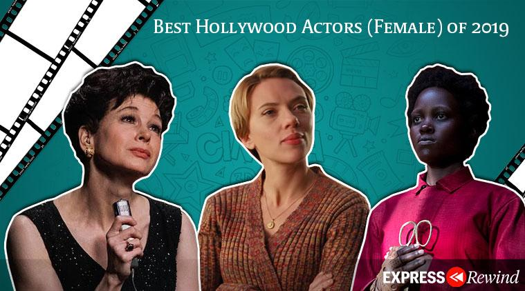 Best Hollywood Actors (Female) of 2019