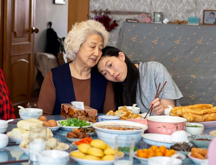 """Billi (Awkwafina) learns some valuable lessons about her Asian-American identity in """"The Farewell."""""""