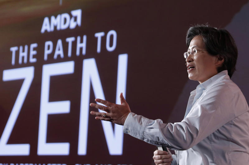 Why AMD's Newest Ryzen Chips Landed With a Dud