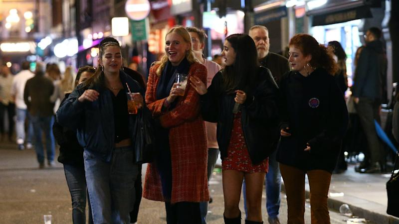 Ministers under pressure to review 'hard' 10pm hospitality curfew