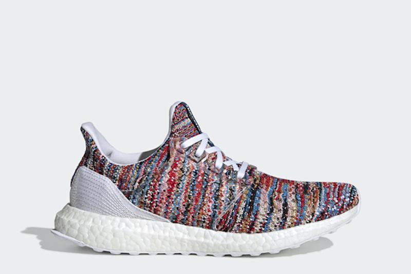 66fb3db89 Missoni Teams Up With Adidas on a Kaleidoscopic Capsule Collection