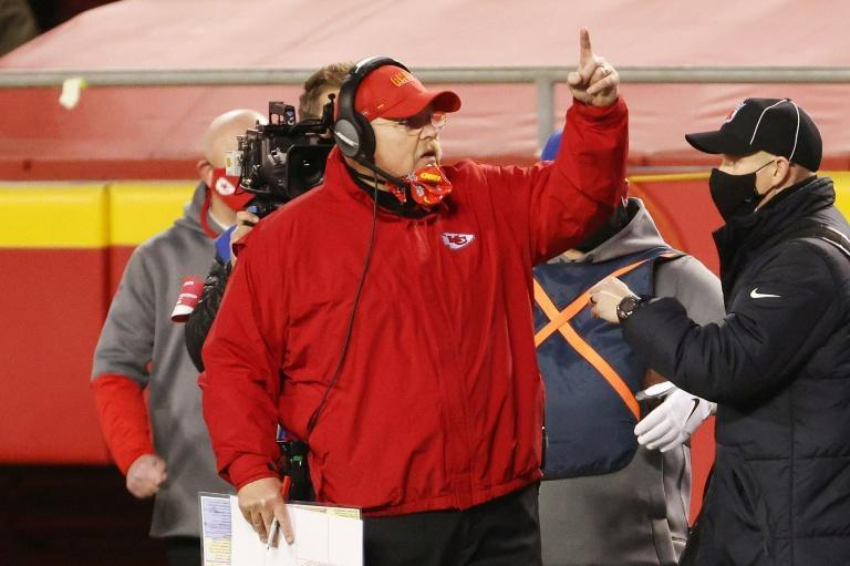 Kansas City Chiefs head coach Andy Reid has transformed the franchise into a potential dynasty