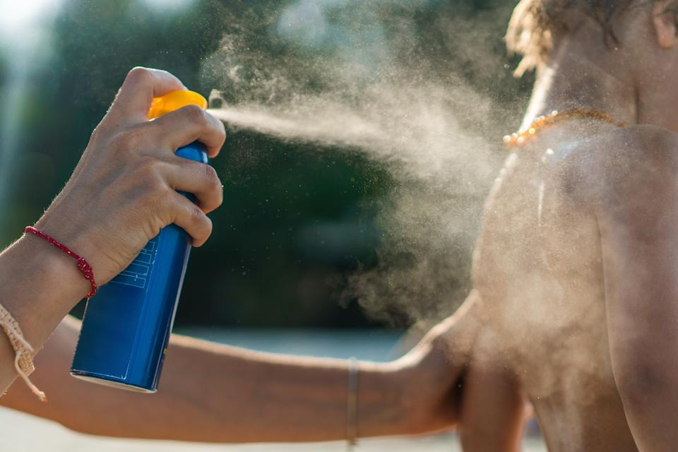 How much sunscreen should you apply? (Getty Images)