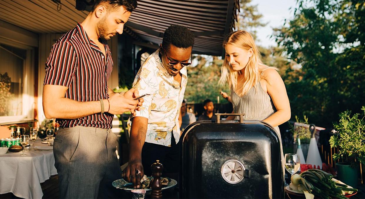 Get ready for summer with the one and only cooking essential - a BBQ.  (Getty Images)