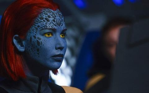 <span>Jennifer Lawrence as Mystique in Dark Phoenix</span> <span>Credit: &nbsp;Doane Gregory/© TM &amp; © 2017 Marvel &amp; Subs. TM and © 2017 Twentieth Century Fox Film Corporation </span>
