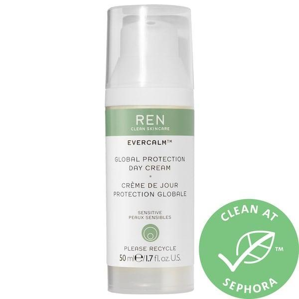 "<p>""I would use the <a href=""https://www.popsugar.com/buy/Ren-Clean-Skincare-Evercalm-Global-Protection-Day-Cream-578758?p_name=Ren%20Clean%20Skincare%20Evercalm%20Global%20Protection%20Day%20Cream&retailer=sephora.com&pid=578758&price=49&evar1=bella%3Aus&evar9=47519595&evar98=https%3A%2F%2Fwww.popsugar.com%2Fbeauty%2Fphoto-gallery%2F47519595%2Fimage%2F47519660%2FRen-Clean-Skincare-Evercalm-Global-Protection-Day-Cream&list1=must%20haves%2Ceditors%20pick%2Cskin%20care&prop13=mobile&pdata=1"" class=""link rapid-noclick-resp"" rel=""nofollow noopener"" target=""_blank"" data-ylk=""slk:Ren Clean Skincare Evercalm Global Protection Day Cream"">Ren Clean Skincare Evercalm Global Protection Day Cream</a> ($49) every day for the rest of my life purely for the scent alone - it's that good. (Think: earthy but fresh, like you're walking the last leg of a long hike in the mountains but that just so happens to be surrounded by flowers.) It's also extremely hydrating, and gentle enough for my sensitive skin. What more could you want?"" - KC</p>"