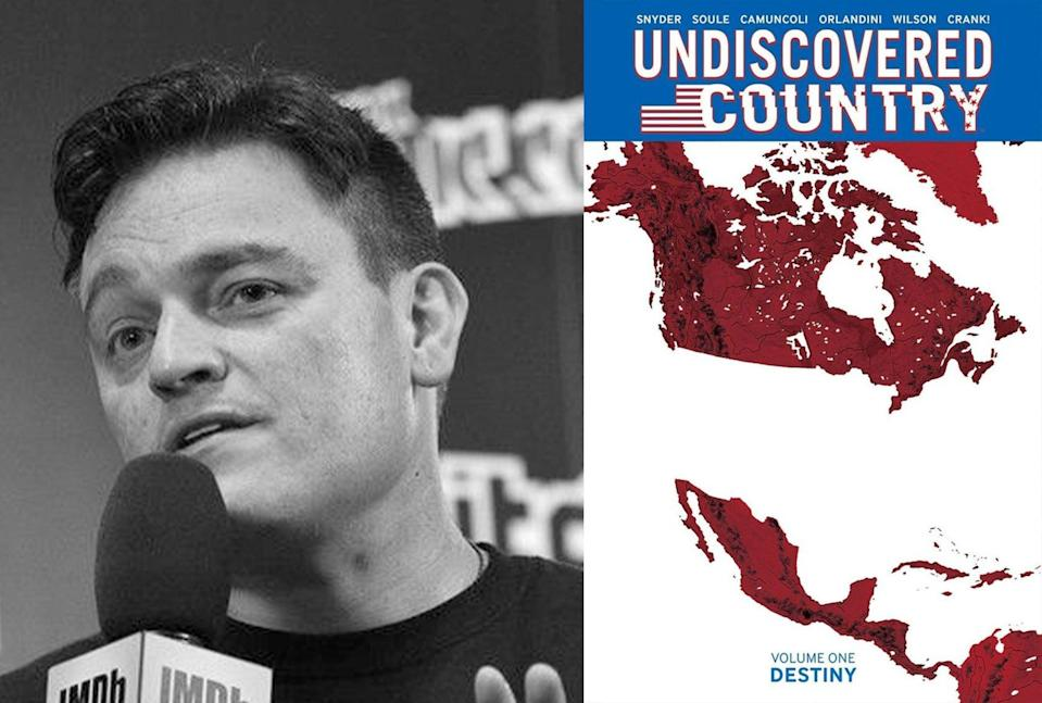 Scott Snyder; Undiscovered Country