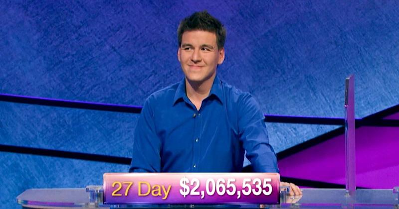 Record-breaking champion James Holzhauer crosses $2 million total on   Jeopardy!