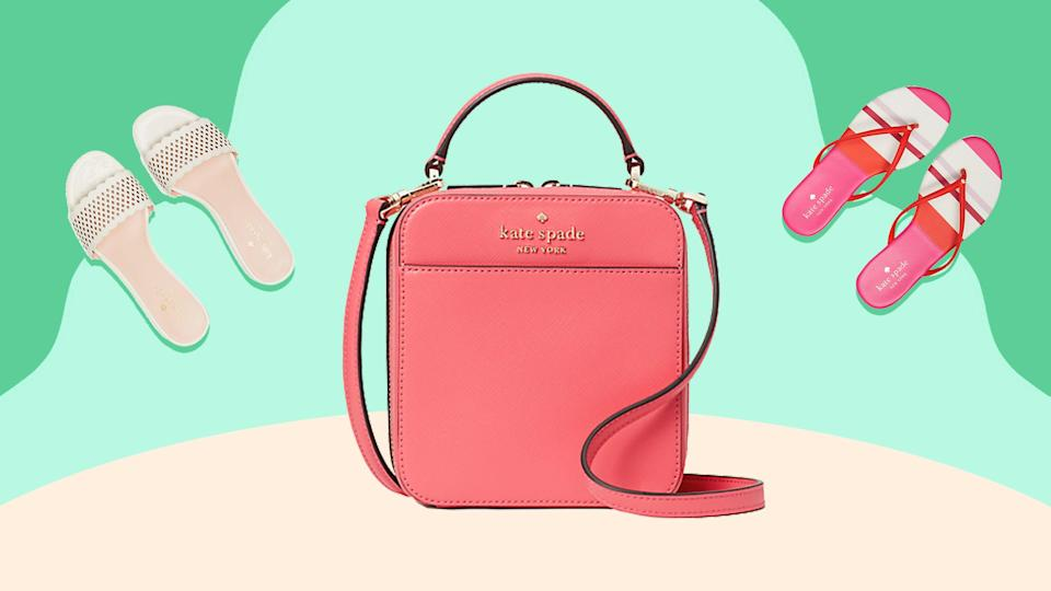 You can grab a ton of summer-ready styles at amazing price points at the Kate Spade Surprise Sale ahead of Prime Day 2021.