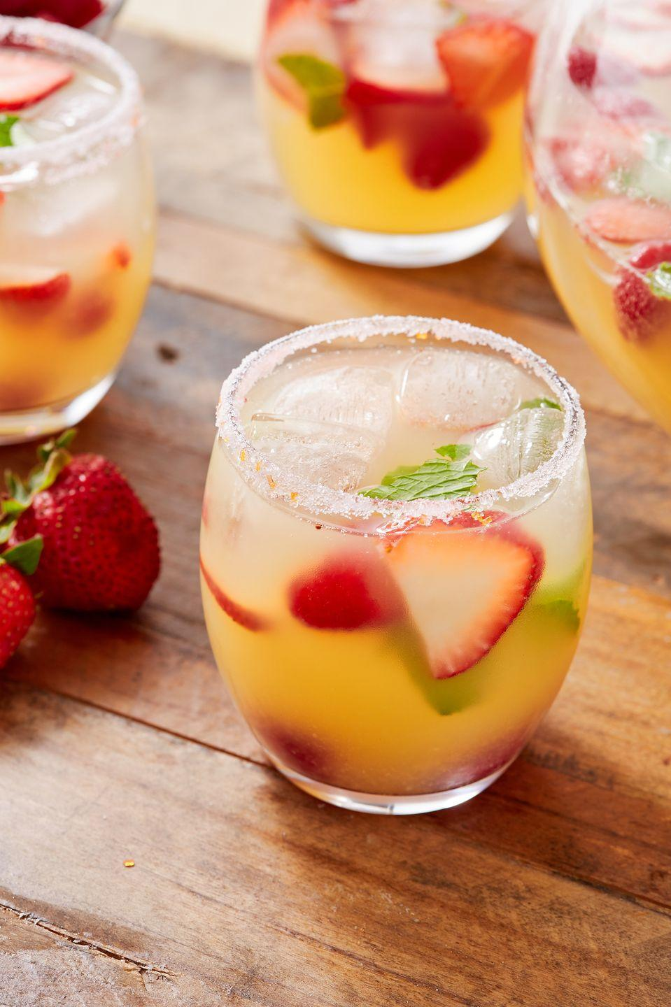 """<p>One big batch = Sunday Funday all day.</p><p>Get the recipe from <a href=""""https://www.delish.com/cooking/recipe-ideas/recipes/a52422/brunch-punch-recipe/"""" rel=""""nofollow noopener"""" target=""""_blank"""" data-ylk=""""slk:Delish"""" class=""""link rapid-noclick-resp"""">Delish</a>.</p>"""