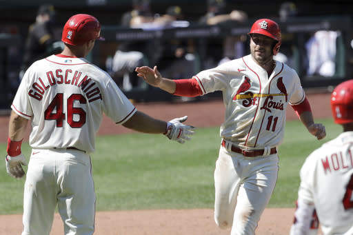 Cardinals contact tracer finds 'tricky balance' in new role