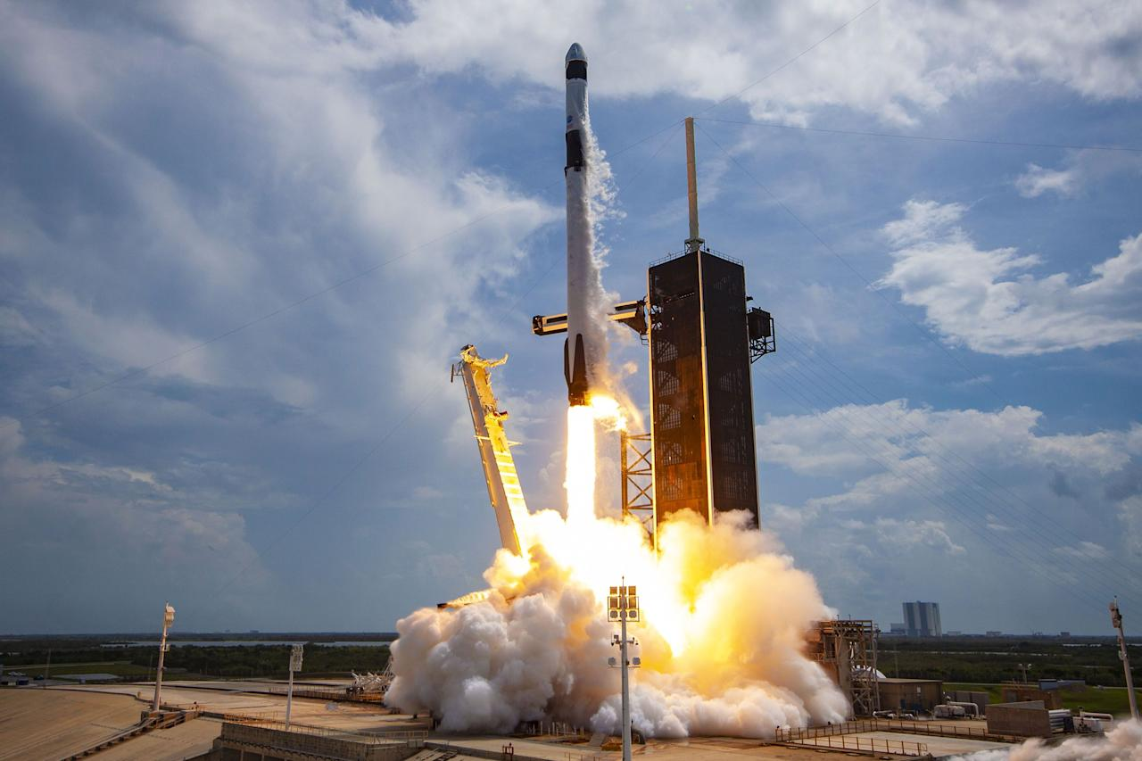 "<p>SpaceX's Falcon 9 rocket has certainly earned its place in history. Falcon 9 is the first orbital class rocket to be reused and the first commercial rocket to ferry human passengers to the ISS. </p><p>Each <a href=""https://www.spacex.com/vehicles/falcon-9/"" target=""_blank"">two-stage Falcon 9 rocket</a> is powered by a first stage with a suite of nine Merlin engines, which use kerosene (RP-1) and liquid oxygen propellants, and a second stage powered by a single Merlin vacuum engine. The 230-foot-tall rocket weighs a staggering 1,207,920 pounds and can shuttle a payload weighing 50,265 pounds to low-Earth orbit and a payload of 8,860 pounds to Mars. At sea-level, Falcon 9 can generate a whopping 1.7 million pounds of thrust. </p><p>June 4th marks 10 years since the rocket's inaugural test flight. Since 2010, Falcon 9 has <a href=""https://www.popularmechanics.com/space/rockets/news/a28201/falcon-9-crash-burn-spacex-fail-compilation/"" target=""_blank"">launched 84 times</a> and has safely returned to Earth 45 times. Thirty-one of those rockets have been recycled and flown again. Falcon 9's reusability revolutionized spaceflight, making it cheaper and more efficient. </p><p>To celebrate Falcon 9's big day, we're looking back at ten memorable moments in Falcon 9 history. </p>"
