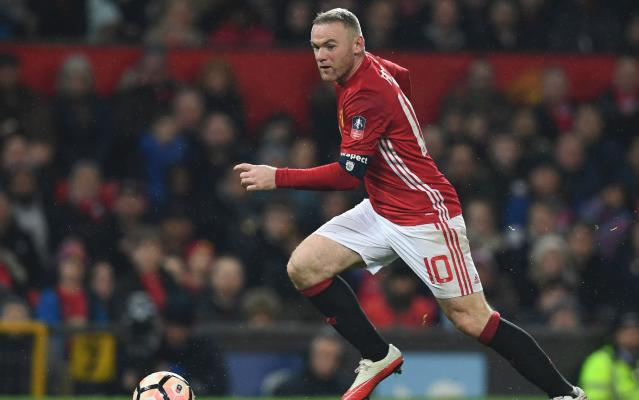 <span>Wayne Rooney was left out of the England squad</span>