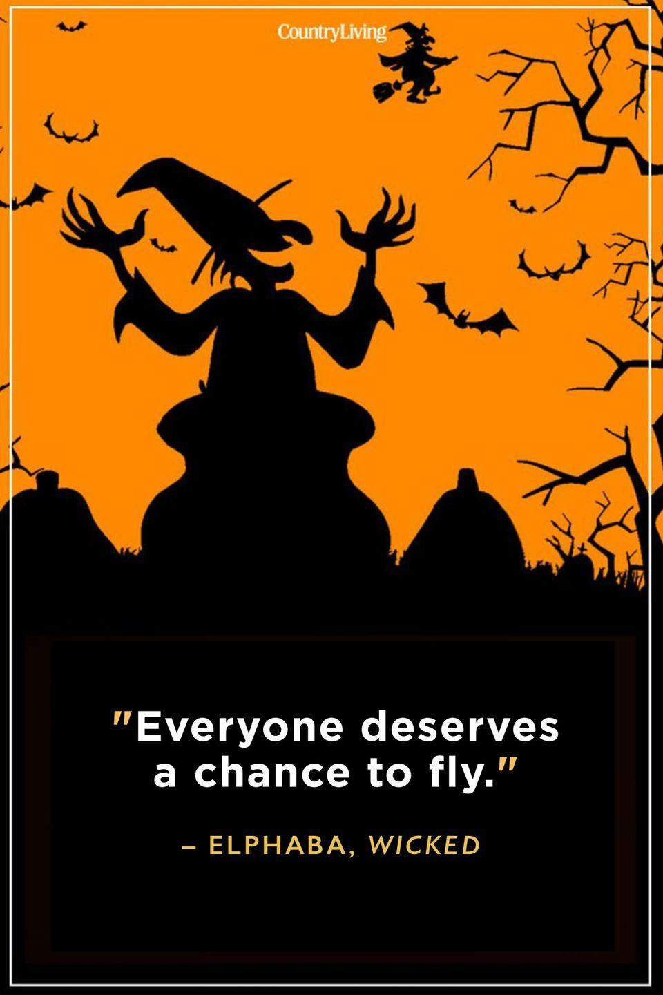 """<p>""""Everyone deserves a chance to fly.""""</p>"""