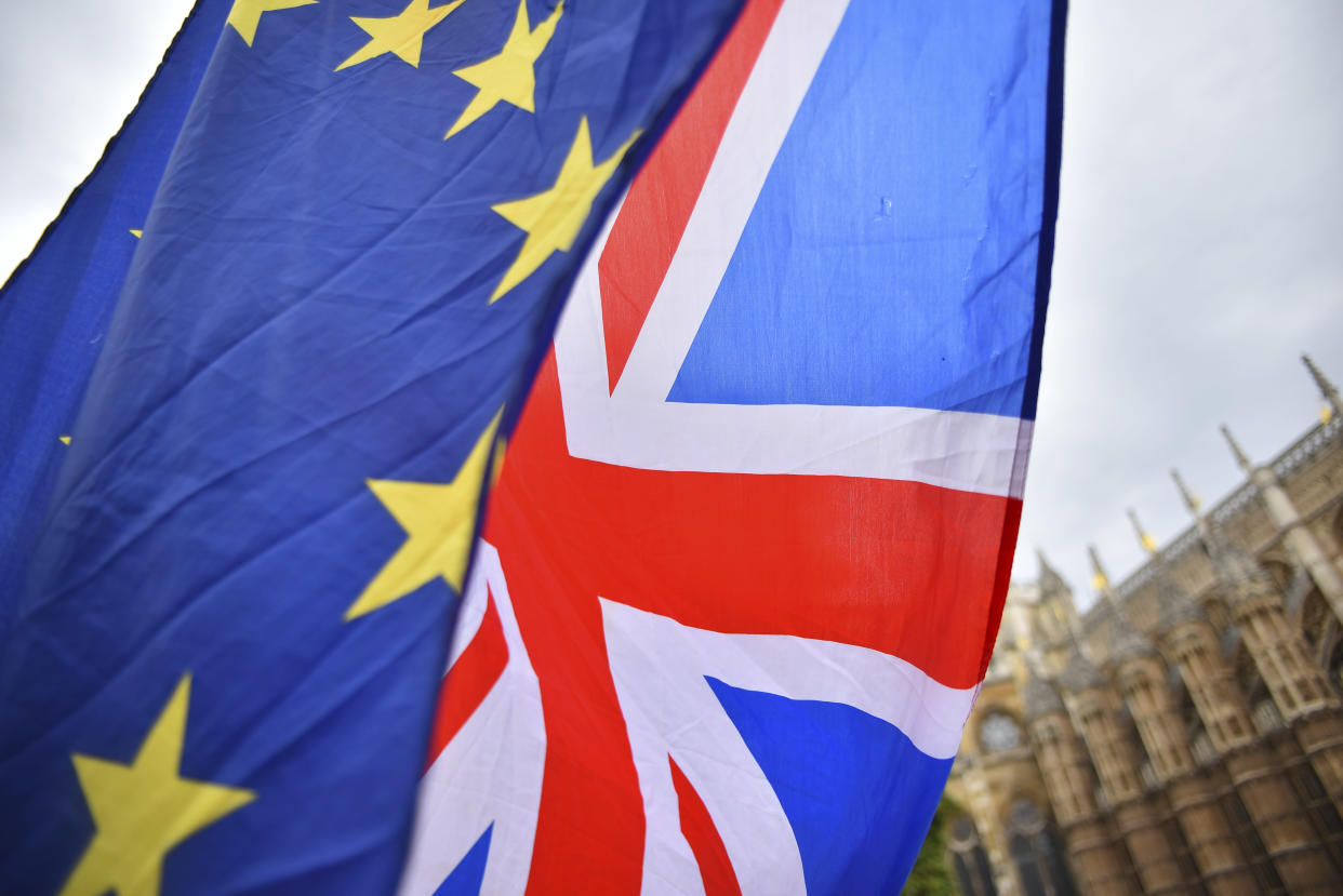 A leaked document has revealed secret Government no-deal planning strategies (Getty Images)