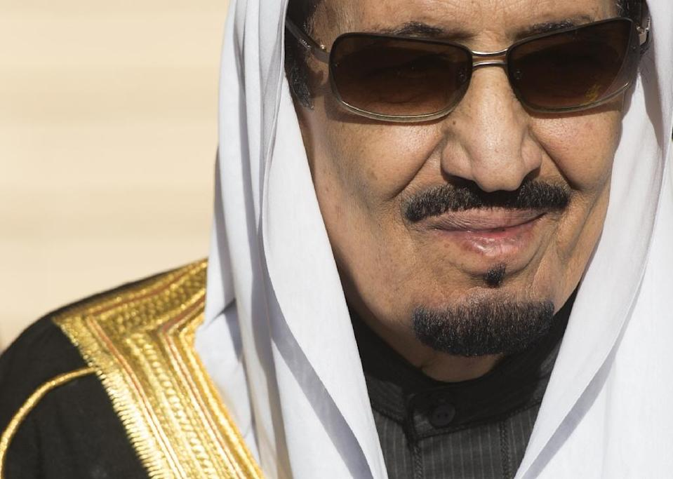 Saudi Arabia's King Salman assumed power in January 2015 (AFP Photo/Saul Loeb)