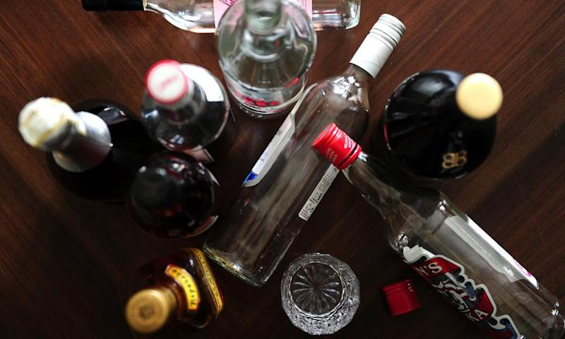Has the pandemic changed your relationship with alcohol or drugs?