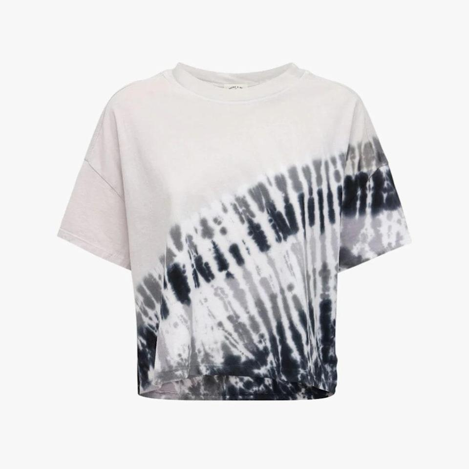 "$175, LUISAVIAROMA. <a href=""https://www.luisaviaroma.com/en-us/p/electric-rose/women/t-shirts/72I-CED015?ColorId=VEhVTkRFUi9NVUxUSQ2&SubLine=clothing&CategoryId=8&lvrid=_p_dCED_gw_c8"" rel=""nofollow noopener"" target=""_blank"" data-ylk=""slk:Get it now!"" class=""link rapid-noclick-resp"">Get it now!</a>"