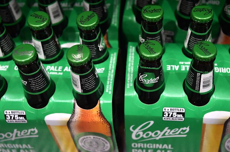 A handful of pubs in Sydney have halted sales of Coopers, a family-owned brewery from South Australia state