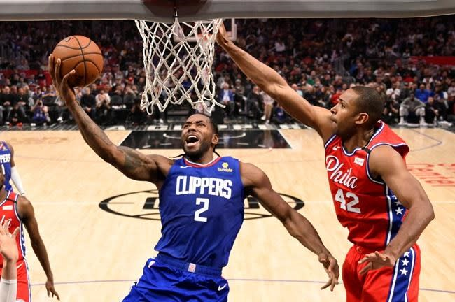Clippers look to pick up where they left off in NBA restart