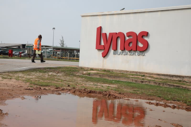 Pentagon, Lynas sign contract to kick off design work for U.S. rare earths facility
