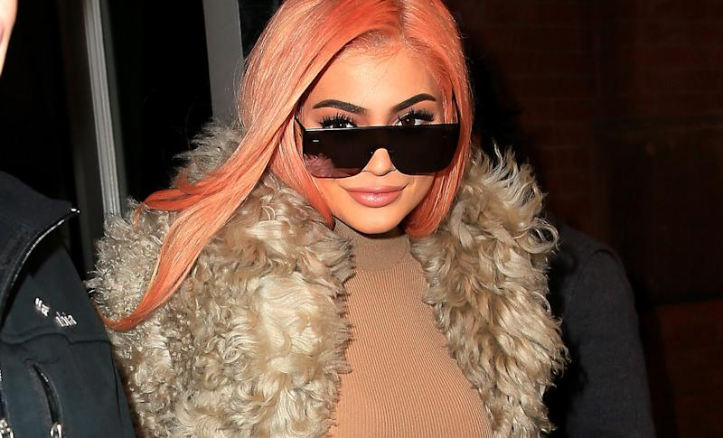 Kylie Jenner Just Shared the First Photos of Herself Since Giving Birth