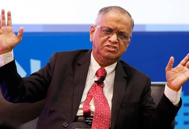 Infosys co-founder NR Narayana Murthy said that continuity in government would be a good thing for the Indian economy.<br />
