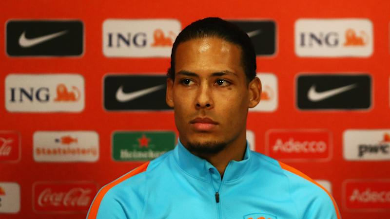 Koeman names Liverpool's Van Dijk as new Netherlands captain