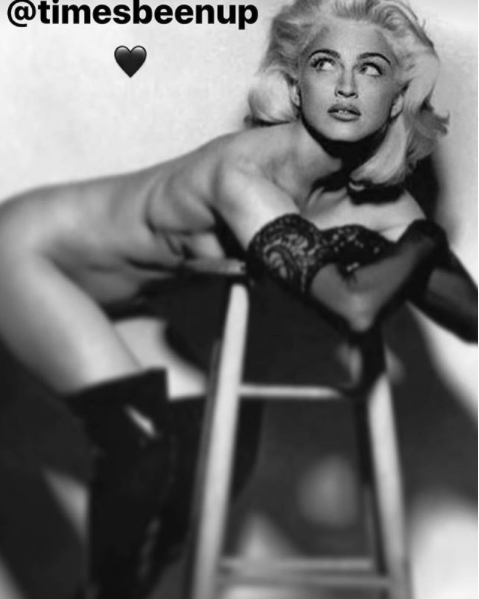 Some of her throwbacks are iconic. Source: Madonna/Instagram