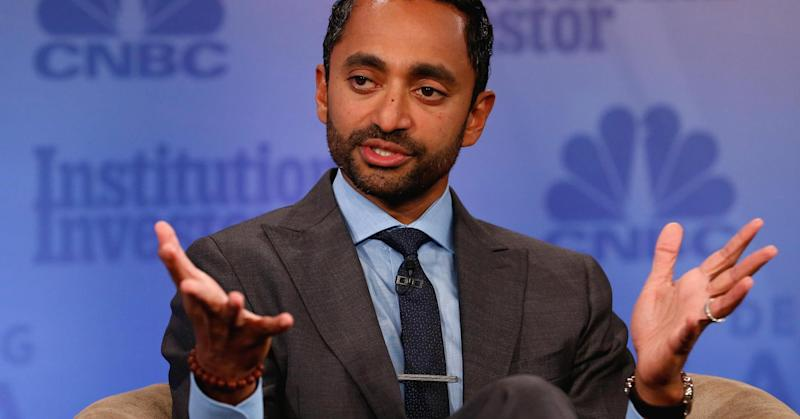 Social Capital's Palihapitiya says bitcoin is going to $1 million in the next 20 years