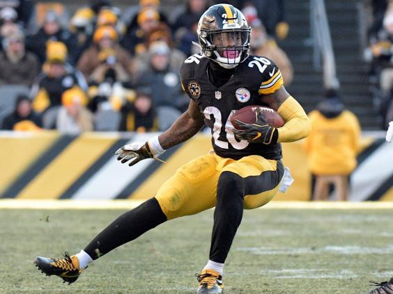 Le'Veon Bell has left the Pittsburgh Steelers for the New York Jets (AP)