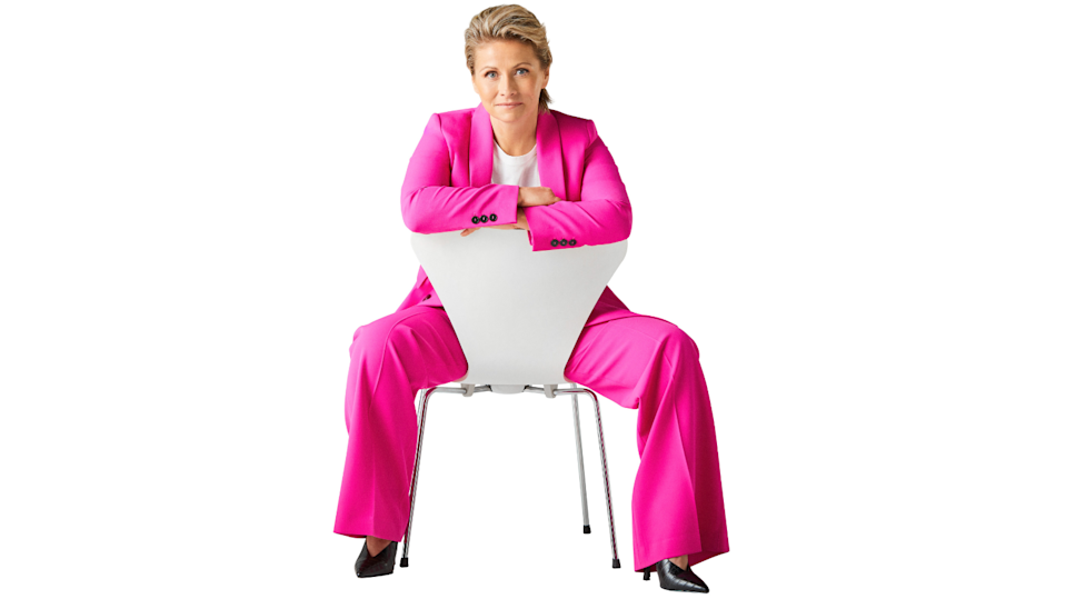 Sam White is the founder of women-focused Stella Insurance. (Image: Supplied).