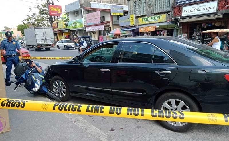 Lawyer, driver shot dead in Pampanga