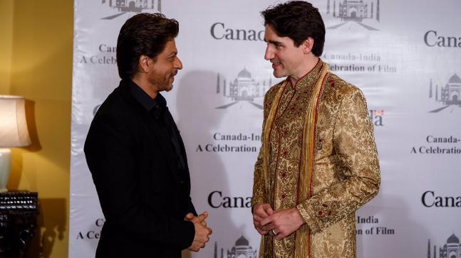 Trudeau, who is hailed by fashion experts for his sharp suits and quirky socks, didn't manage to make a stylish impression with his Indian fans.