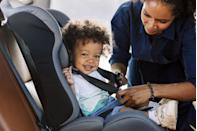"""<p>Because there are a lot of third party sellers on Amazon it can be difficult to ensure that all of the brands have passed safety guidelines and regulations. The issue was raised when car seat manufacturer Jon Sumroy <a href=""""https://www.youtube.com/watch?v=ZWeLhWxQbMo&feature=youtu.be"""" rel=""""nofollow noopener"""" target=""""_blank"""" data-ylk=""""slk:began crash testing copycats of his product"""" class=""""link rapid-noclick-resp"""">began crash testing copycats of his product</a> sold on Amazon and realized there was no way competitors passed the same safety regulations as his brand– despite looking almost identical to shoppers.</p>"""