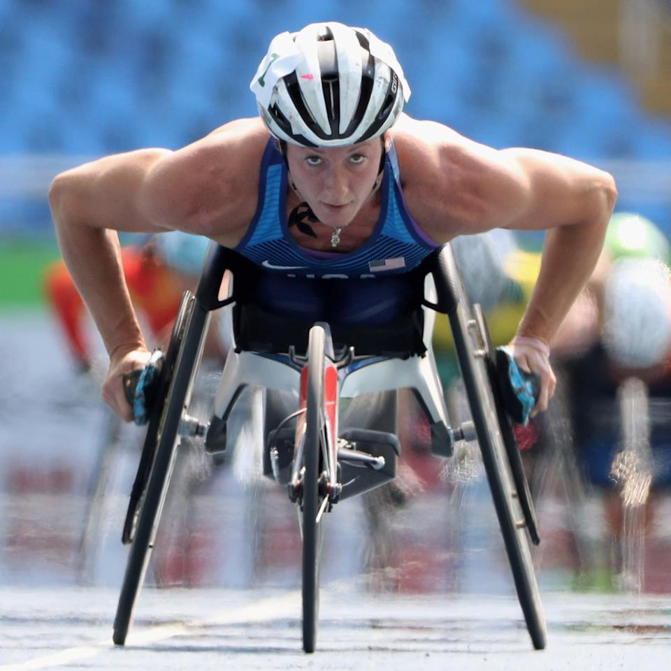 5 Things You Should Know About Paralympic Legend Tatyana McFadden