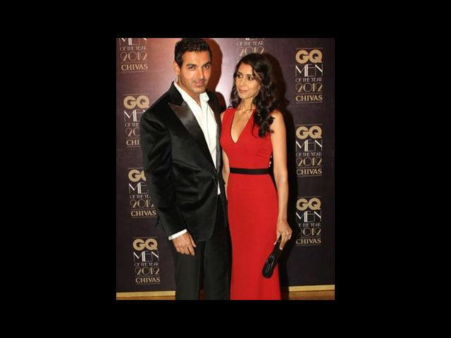 <b>6. John Abraham and Priya Runchal</b><br> John is the guy every girl wants to take home. But, guess who is really getting him? Well, it's Priya Runchal. The investment banker from Los Angeles has captured the heart of this desi boy. It is rumoured that she met him at the gym at a time when he was going steady with Bipasha. They have already announced their wedding plans.