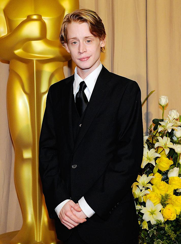 """August 26: Macaulay Culkin turns 30  Kevork Djansezian/<a href=""""http://www.gettyimages.com/"""" target=""""new"""">GettyImages.com</a> - March 7, 2010"""