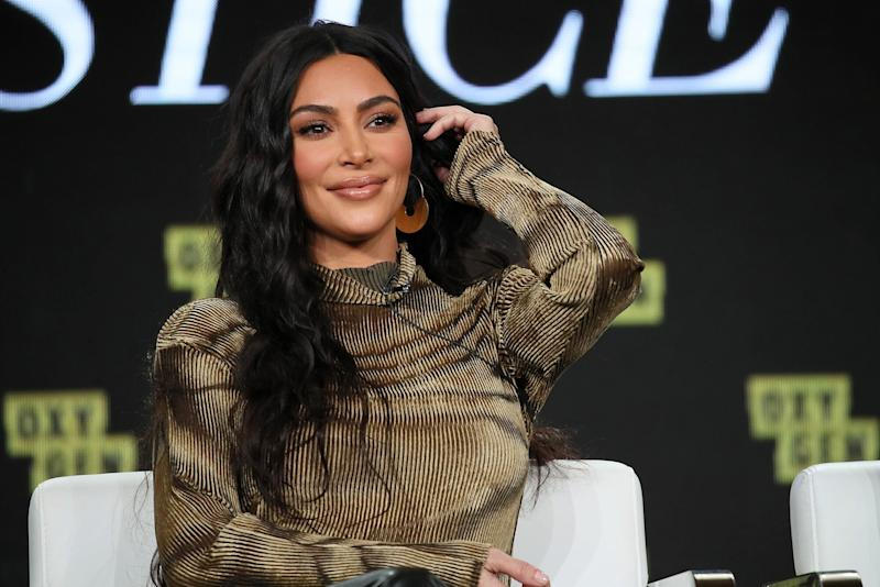 Kim Kardashian Says Her Late Father Robert Kardashian Would Be 'So Proud' of Her for Studying Law