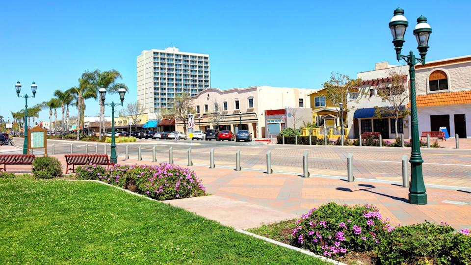 Chula Vista is the second largest city in the San Diego metropolitan area, the seventh largest city in Southern California, the fourteenth largest city in the state of California.