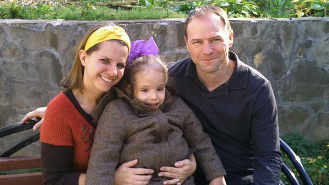 Russians Rally for US Adoption Mom
