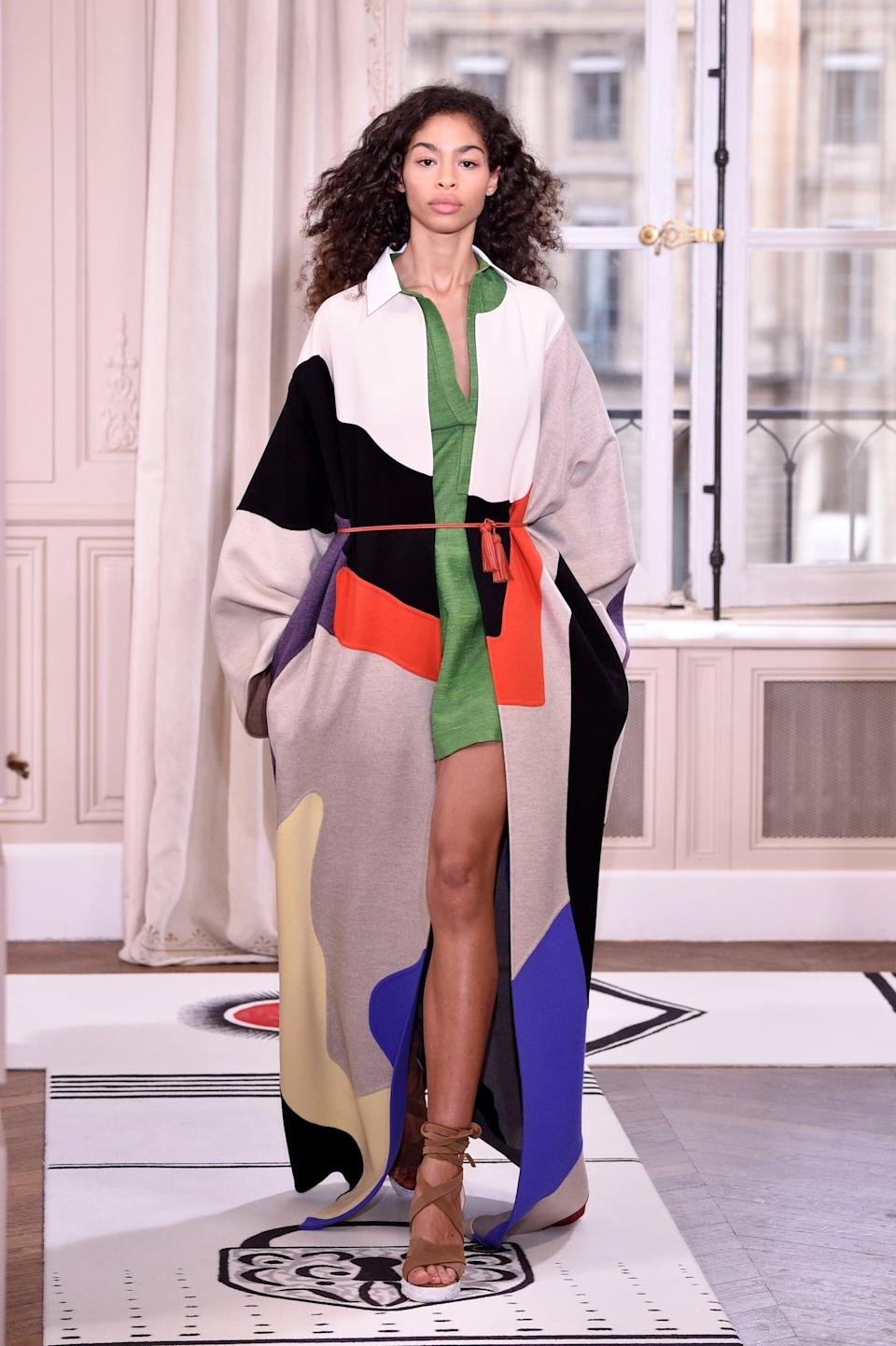<p>Scouted when she was barely 13 years old, Miu Miu muse Zoe Thaets opened her first show for Schiaparelli in January of 2018. She has been seen across many catwalks since then, including Dior, Marc Jacobs, and Michael Kors.</p>